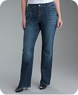 Right Fit straight leg jeans!